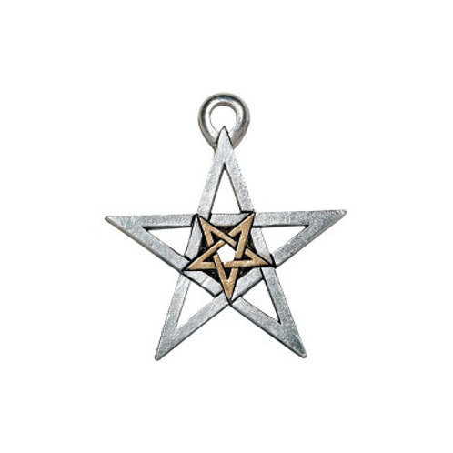 Doppelter Pentacle