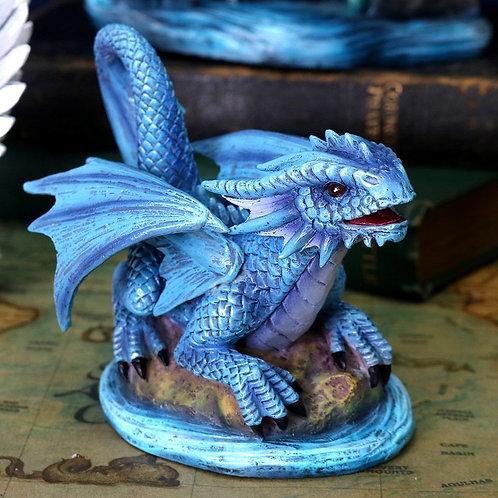 dragonet bleu