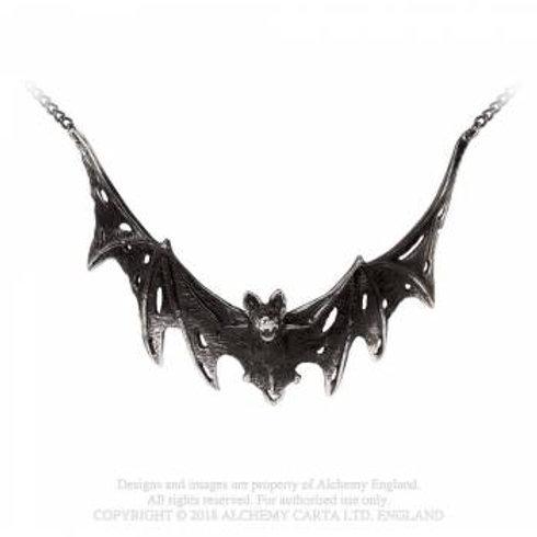 Fledermaus-Halskette