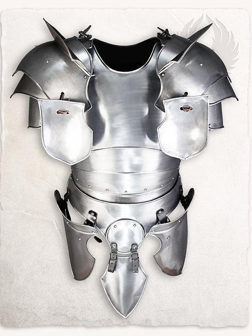 Splendide torse d'armure