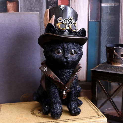 Petit chat steampunk