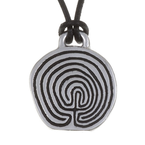 Pendentif Labyrinthe