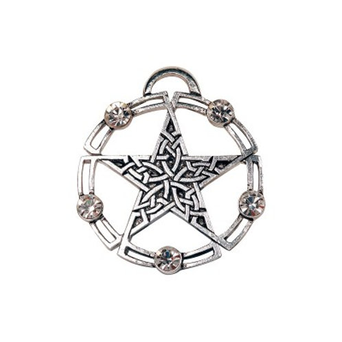 Pentacle magique celtique
