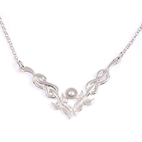 Efeu-Halskette
