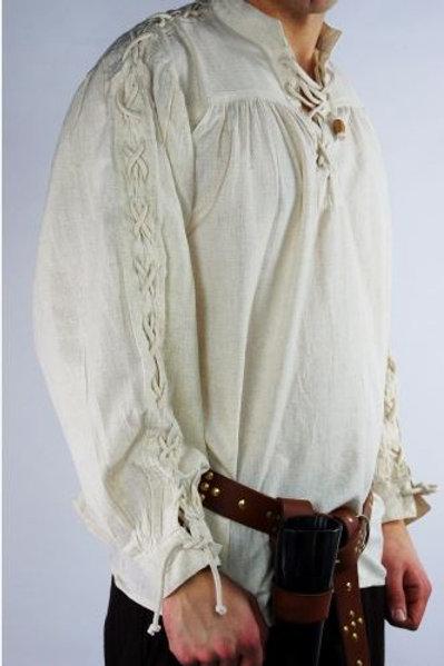 Chemise lacée