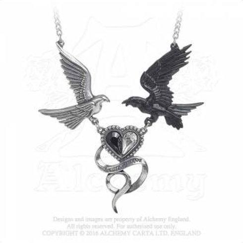 Collier Epiphany des corbeaux