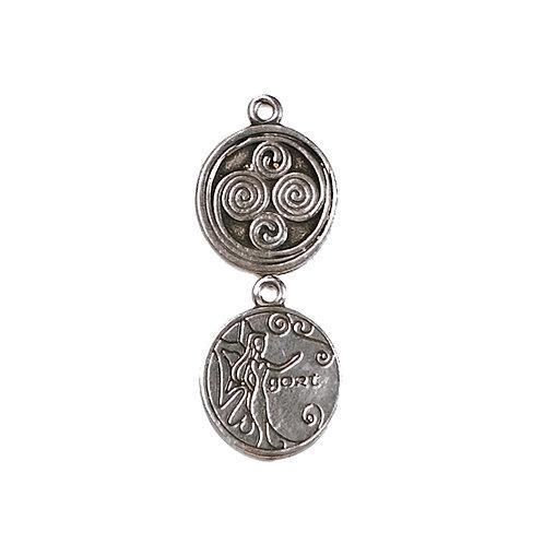 Pendentif Astrologie Celtique 1er octobre – 29 octobre