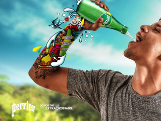 PERRIER - Campagne 2020
