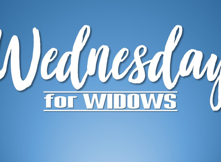 Widows Luncheon - Wednesday, August 14 @ 11am