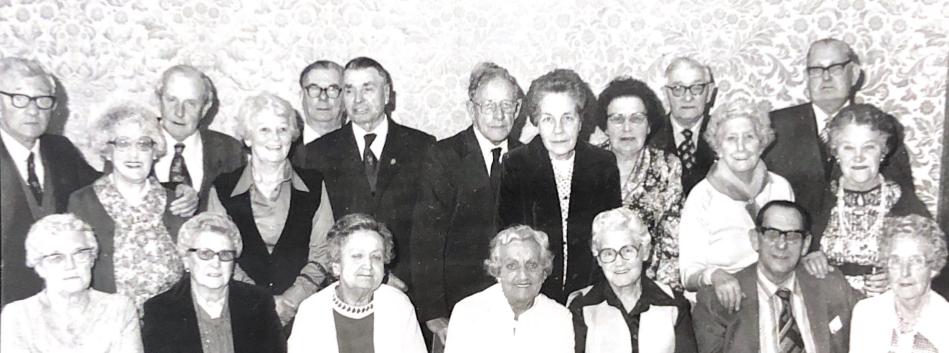 Museum Volunteers 1980