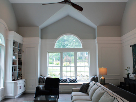 Before & After: The Carriage Hill House