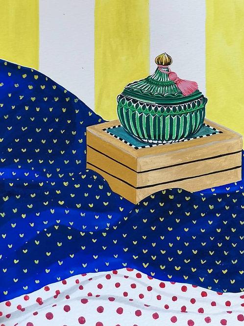 Starry Night Fabric