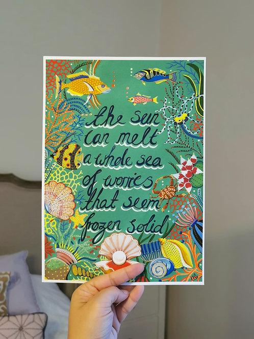Whole Sea Print