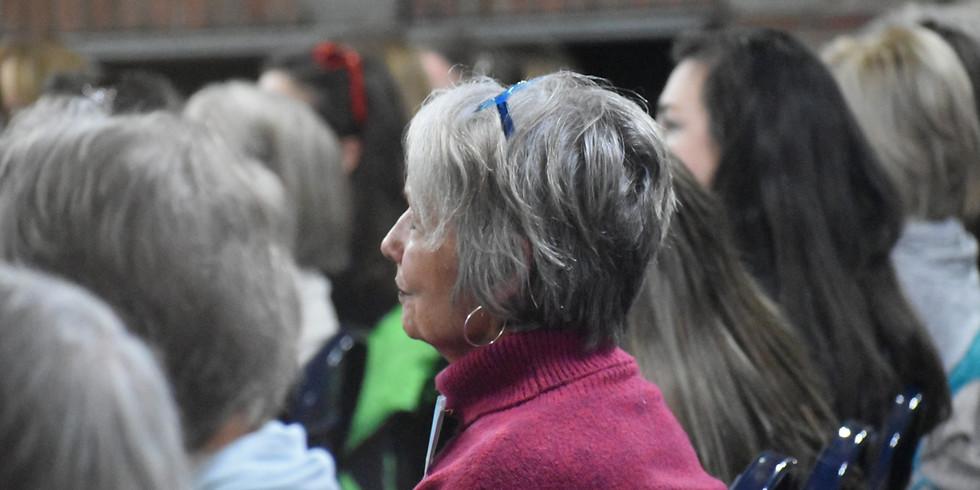 3rd Annual Winter Ladies Retreat
