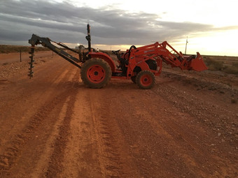 Coober Pedy Drilling