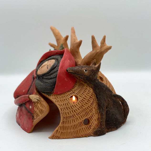 il lupo e cappuccetto rosso