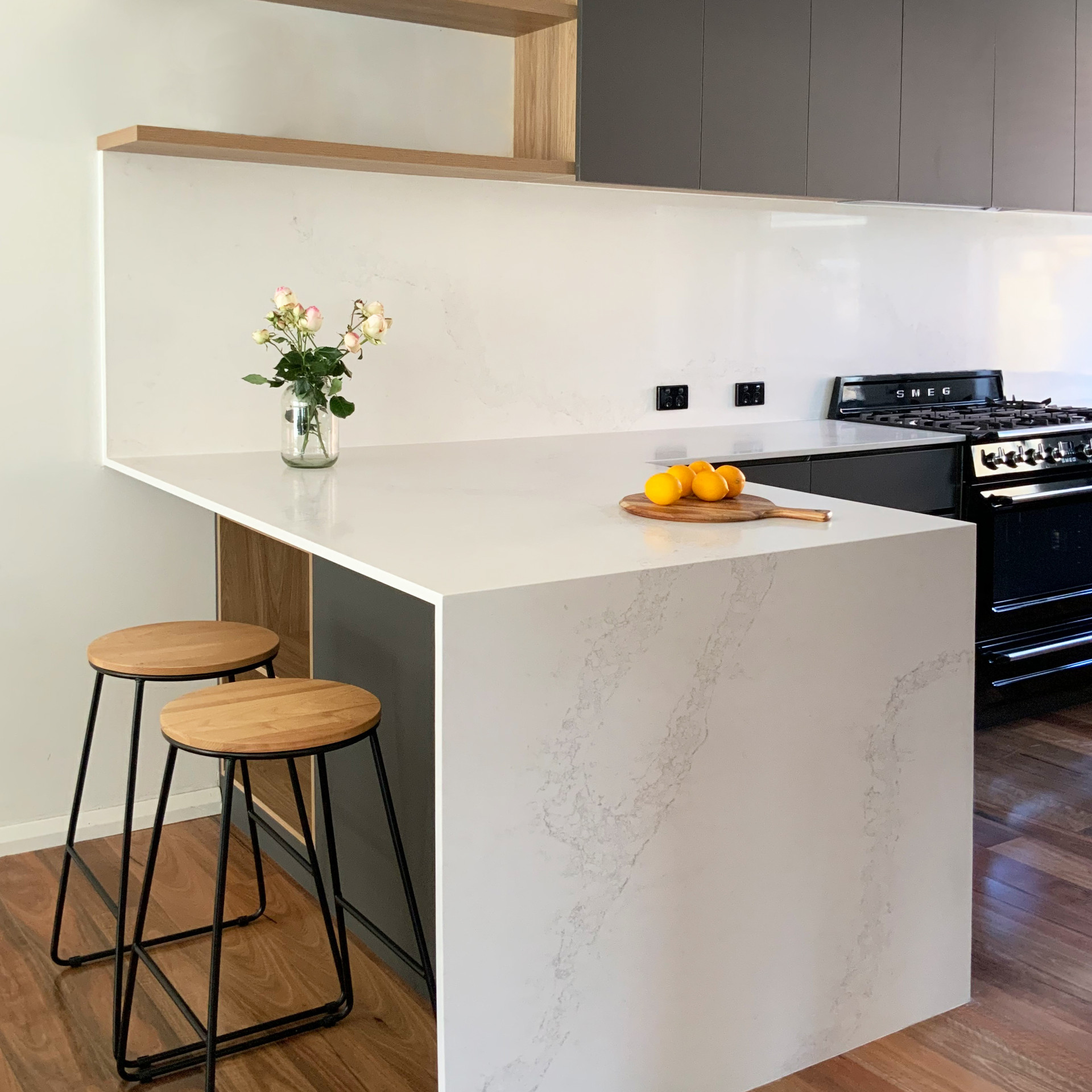 Modern Kitchen Cabinets East Perth, Perth
