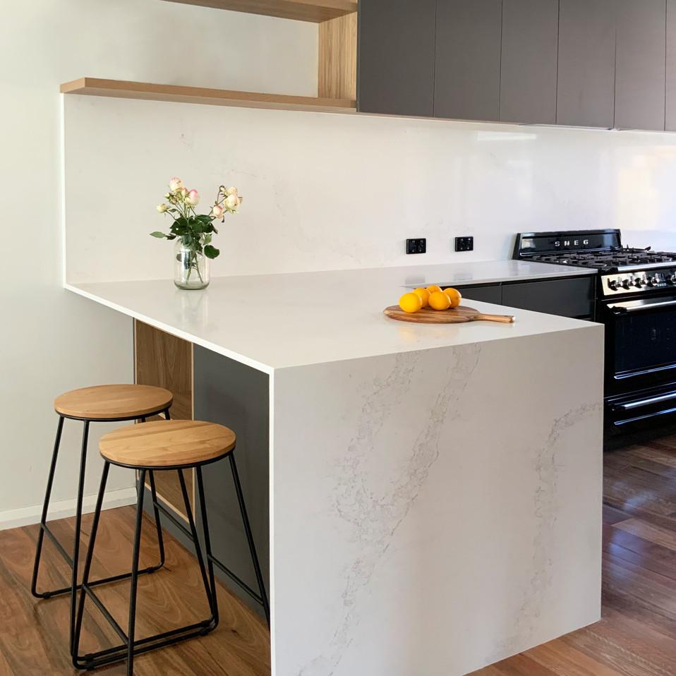 Modern Kitchen Cabinets East Perth, Perth