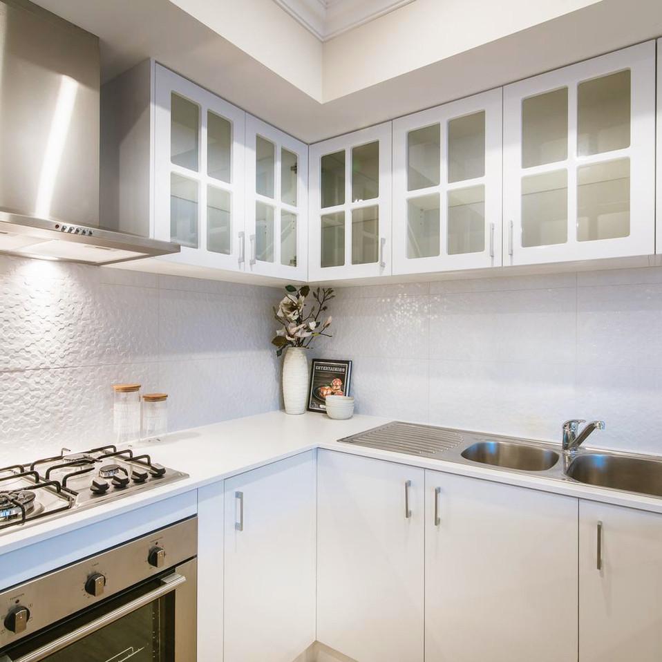 Coastal Kitchen Design Coolbinia, Perth