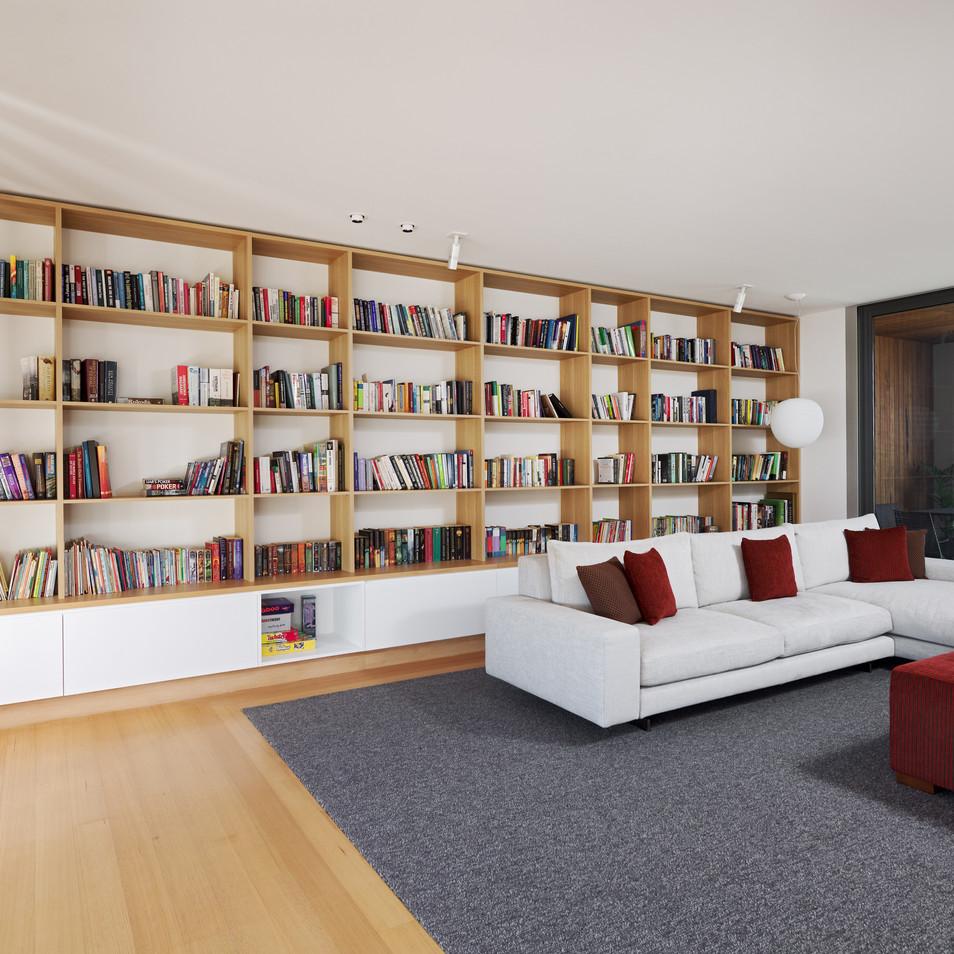 Library cabinet design, Perth