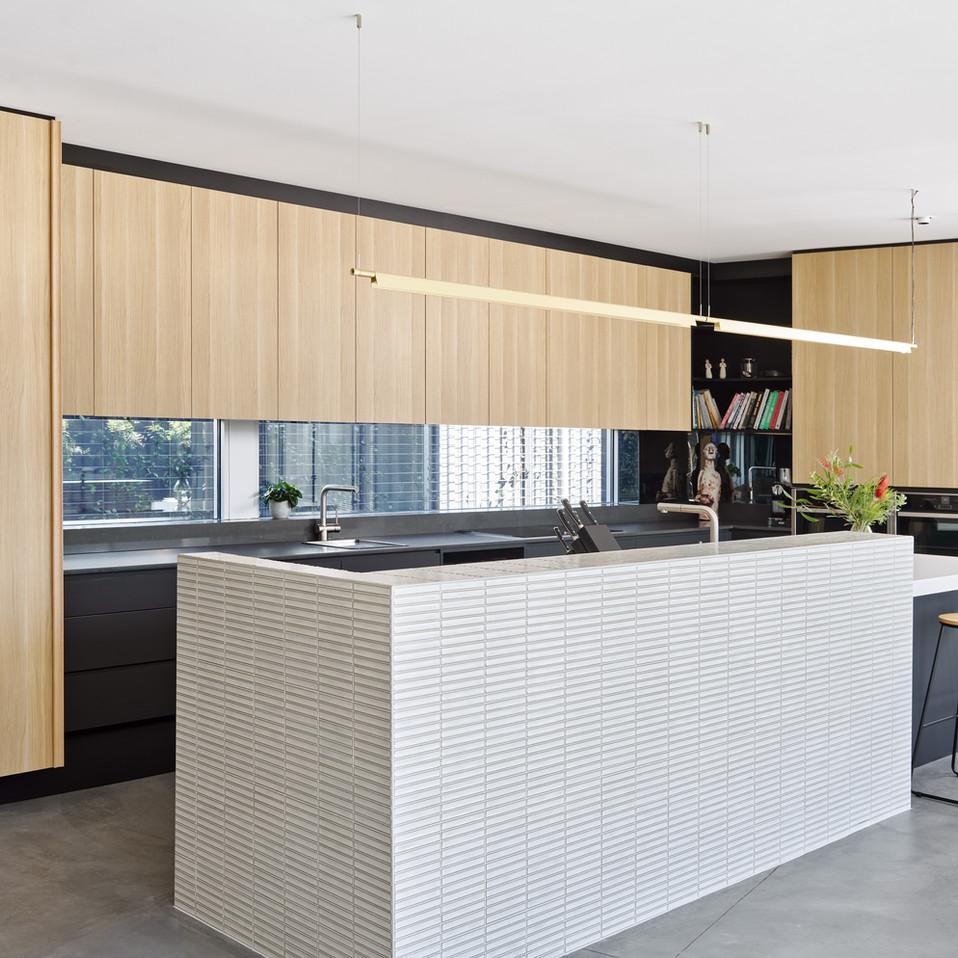Contemporary Kitchen Cabinet Design Floreat, Perth