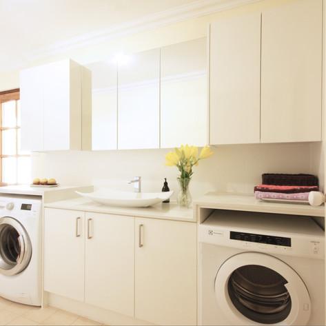 Laundry Cabinet Mt Pleasant, Perth