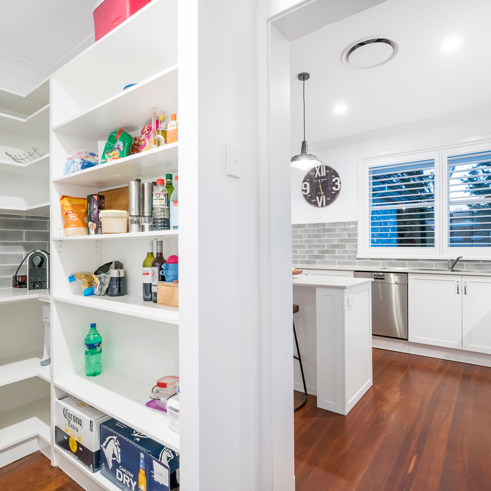 Walk in Pantry Design Dalkeith, Perth