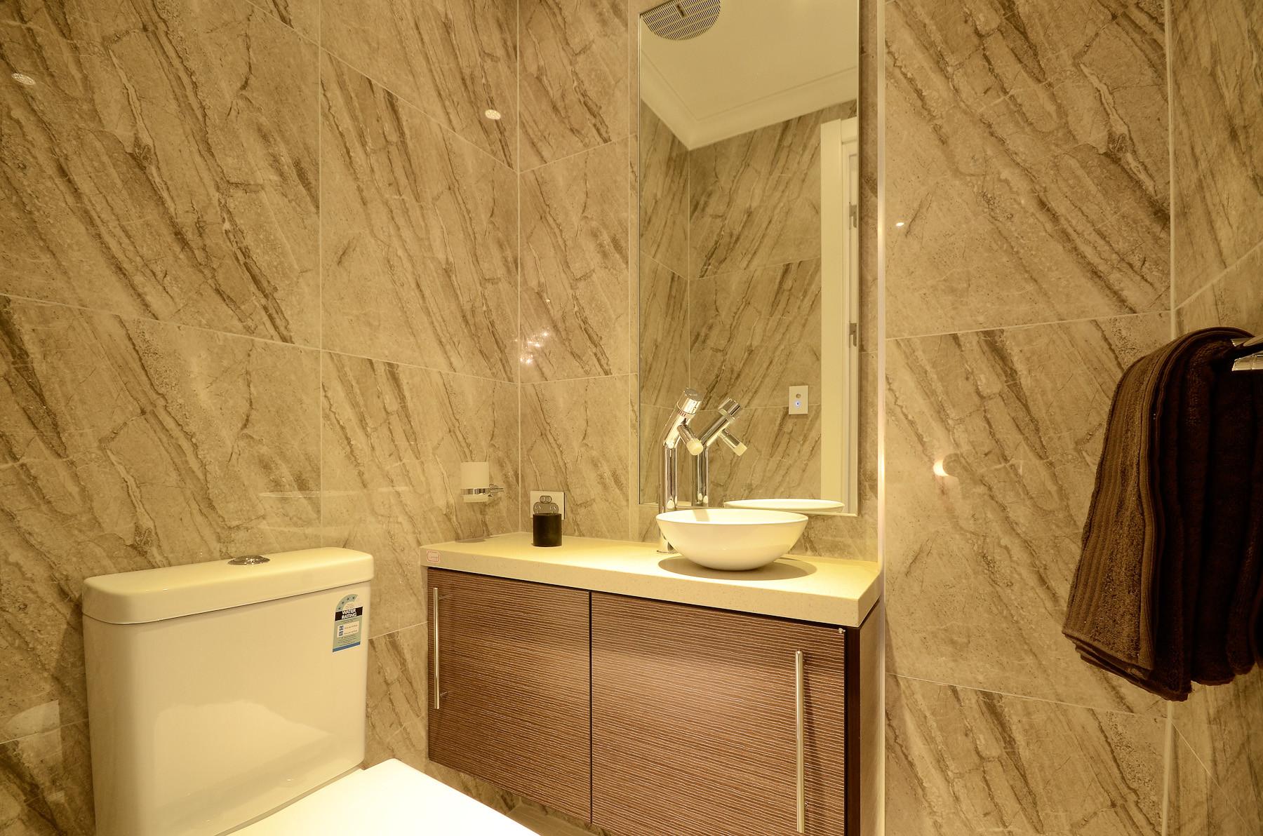Contemporary Bathroom Vanity St James, Perth