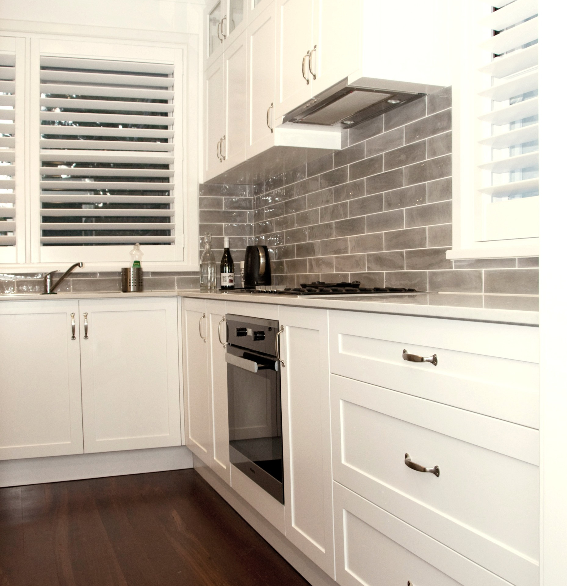Hampton Style Kitchen Cabinets Dalkeith, Perth