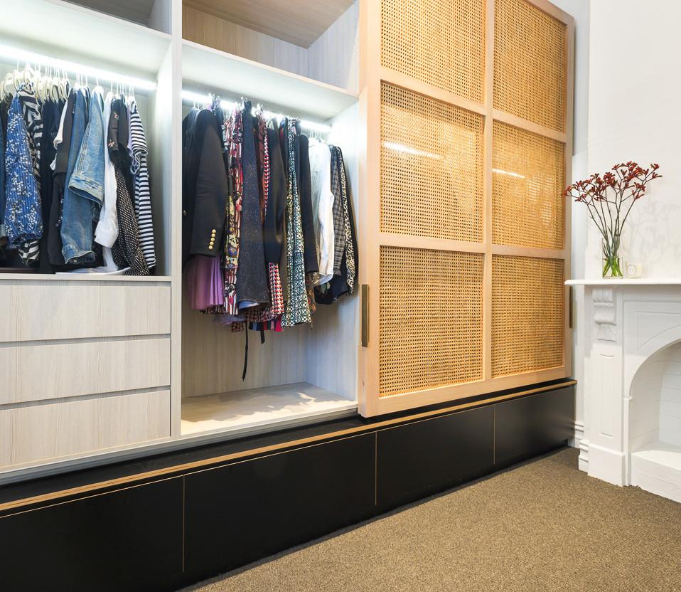 Wardrobe design, Perth