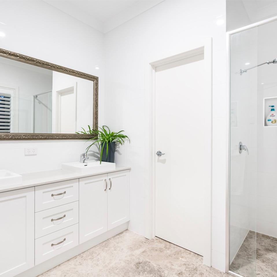 Hampton Style Bathroom Vanity