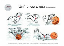 Freestyle Concept Art
