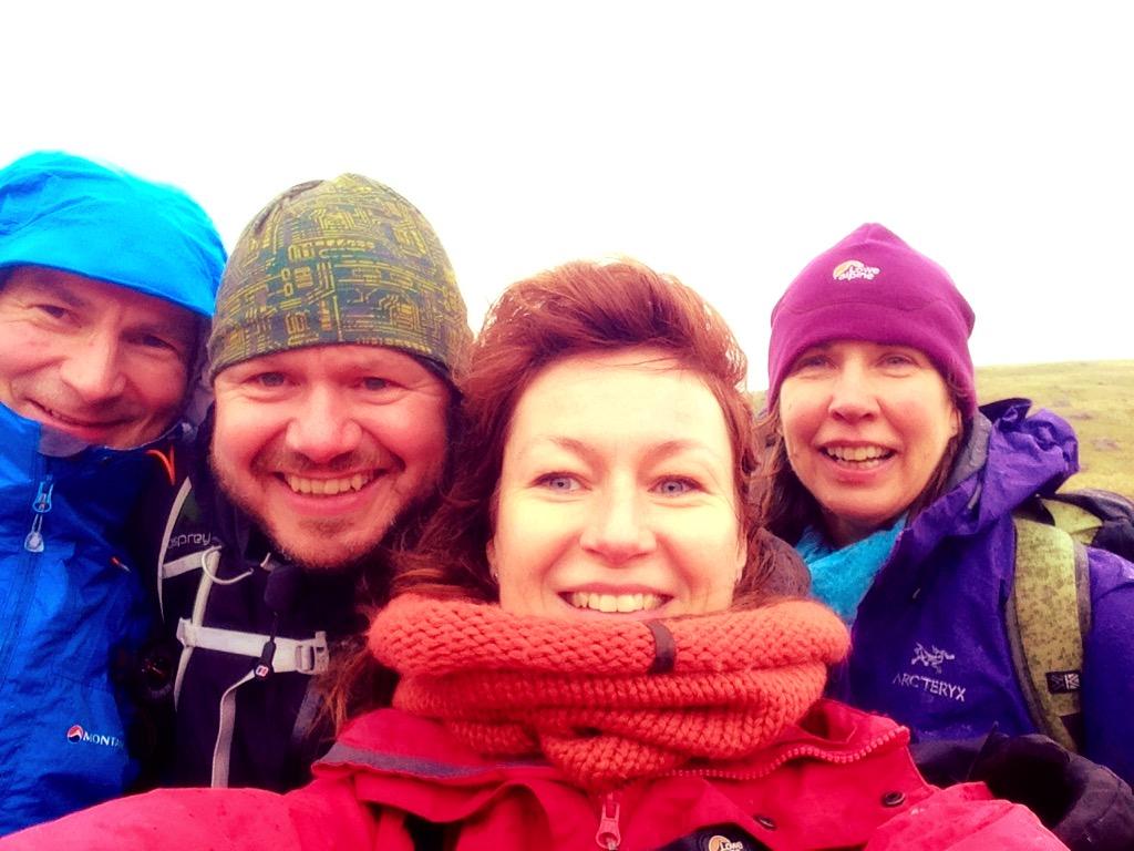 Mountain Training 2015