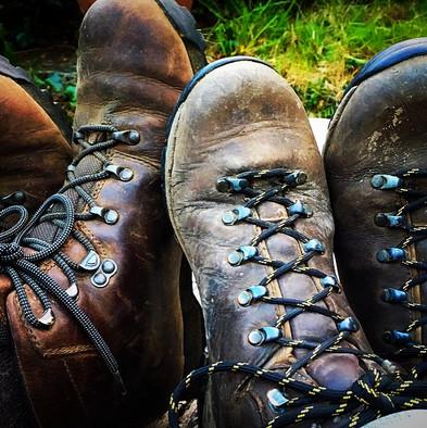 Bloggin' Boots