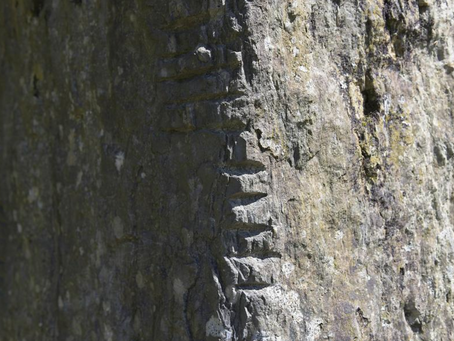 Ogham Stones: A Welsh – Irish connection set in stone
