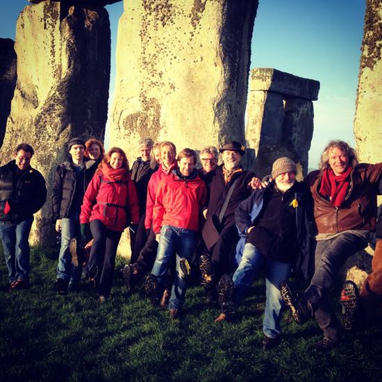 In the Footsteps of Ancestors
