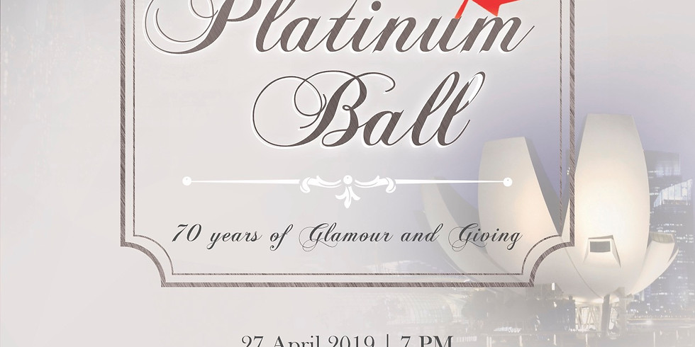 The Platinum Ball - 70 years of Glamour and Giving
