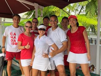 CA-S 2nd Runner up in AIS Tennis Tournament!