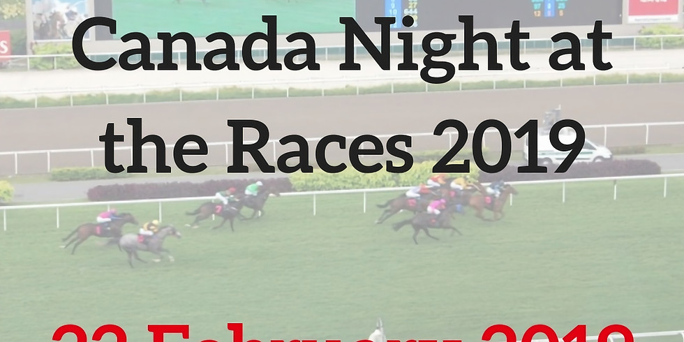Canada Night at the Races 2019