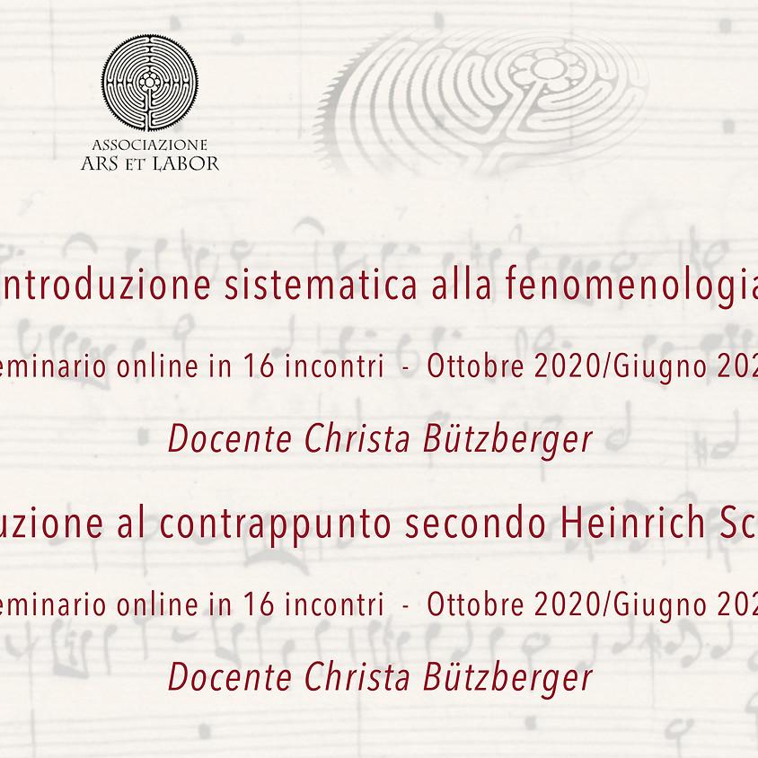 Introduzione al contrappunto secondo Heinrich Schenker I parte: cantus firmus e stesura a 2 voci