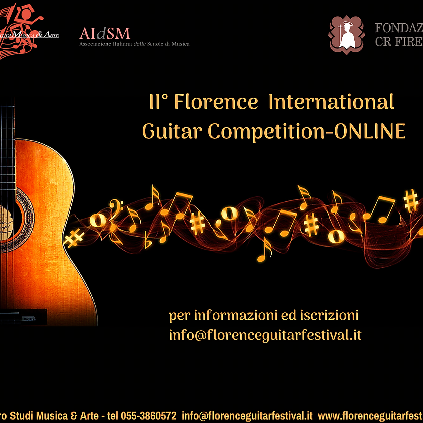 2° Florence International Guitar Competition