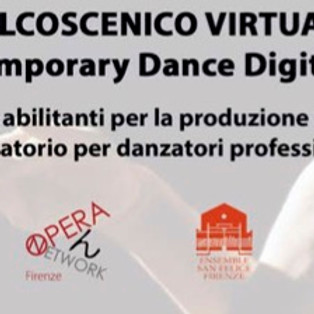 Palcoscenico virtuale: Contemporary Dance Digital Lab