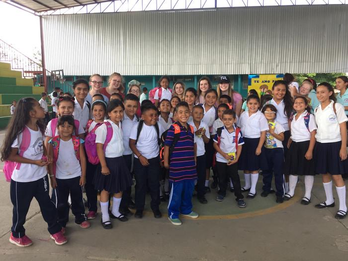 Honduras Missions 2018