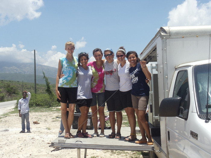 Haiti Missions 2010
