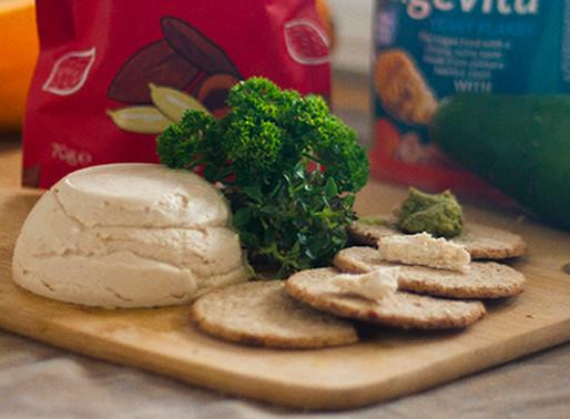 Vegan Pili Nut Cheese