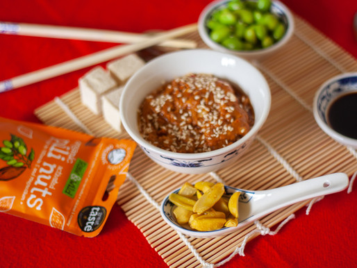 Raw & Wild Pili Satay Sauce