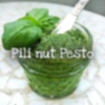 Pili Nut Pesto