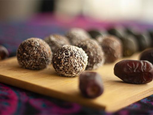 Raw Vegan Energy Protein Balls