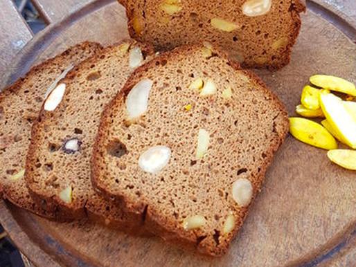 Pili Nut Keto Loaf by Sara Aguilar