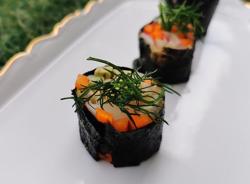 Simple & Tasty Nori Rolls